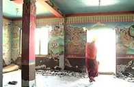 Gompa-earthquake-baner